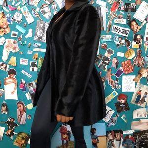 TAIGA PARIS BLACK COAT